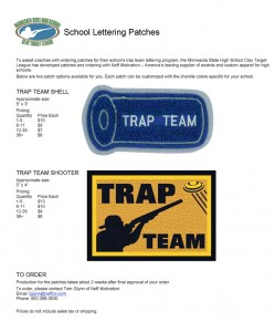 Download school lettering program recommendations