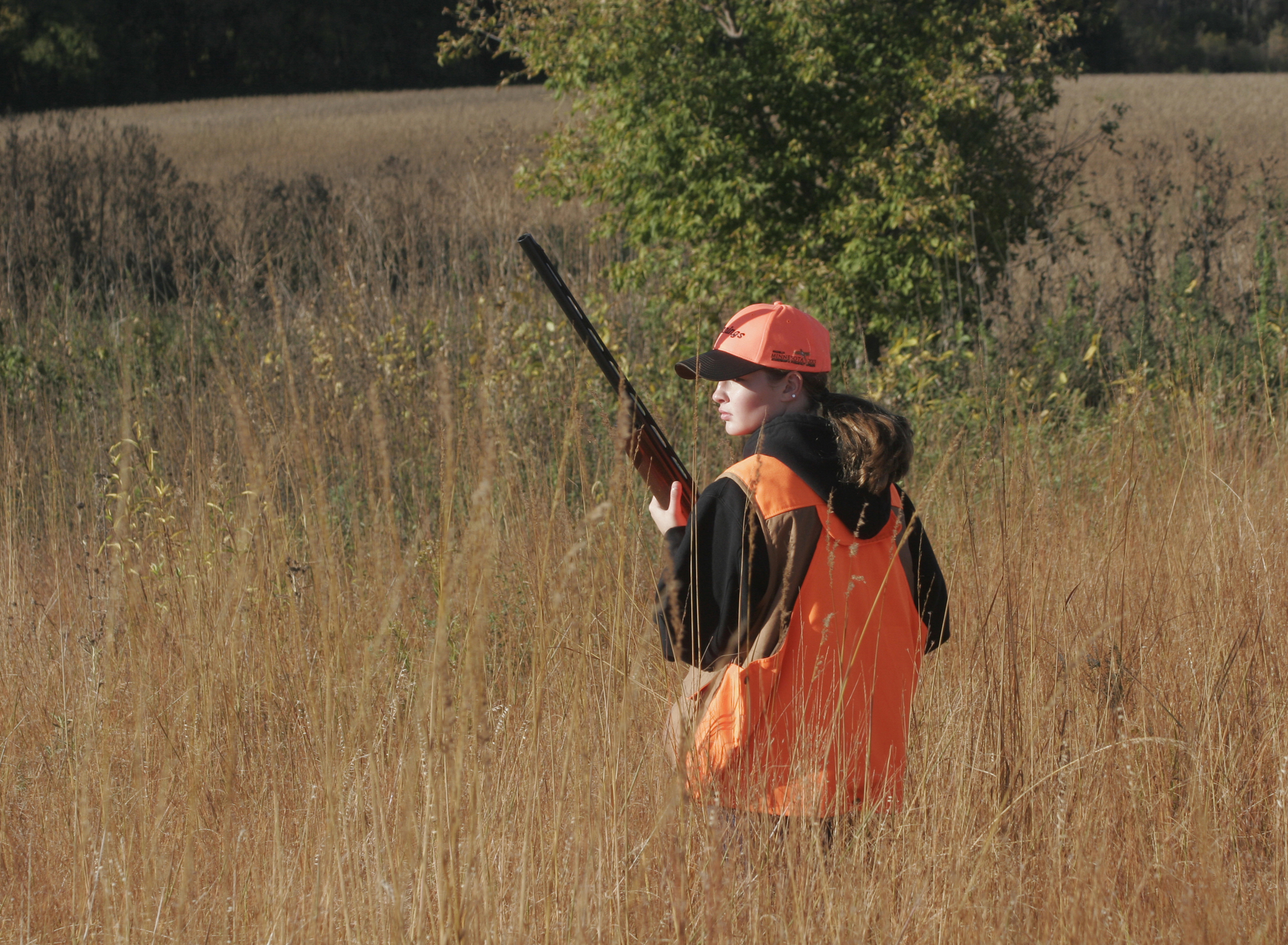 Young guns get invited to Governor's Pheasant Opener